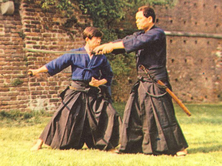 Kenjutsu Kenjutsu