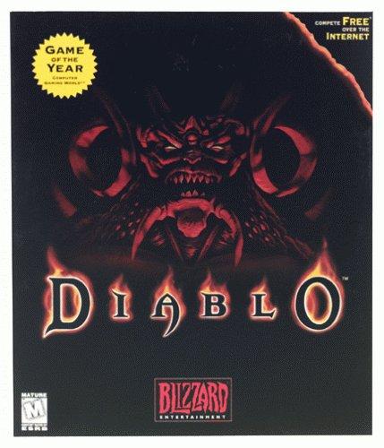 150 Juegos Box-Diablo