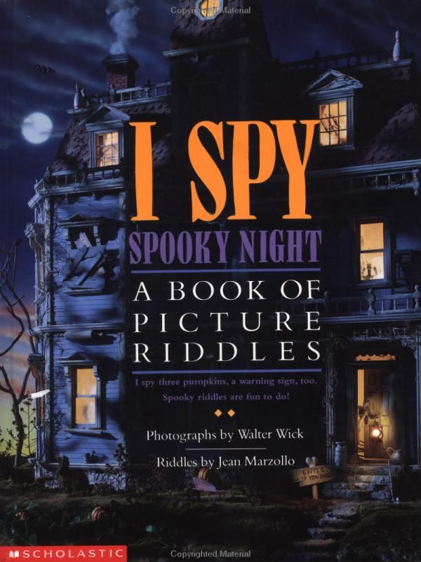 All Things Halloween Books