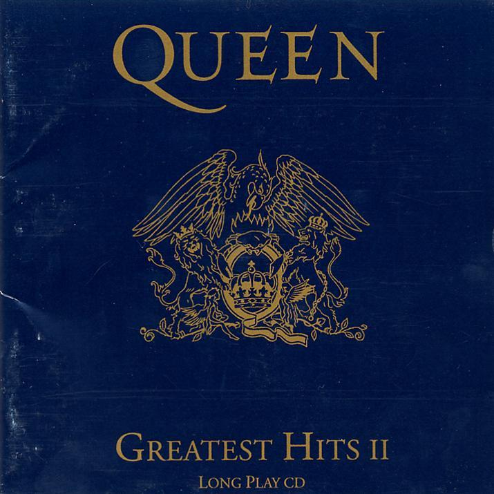 Queen - Greatest Hits I, II y III   Hits2