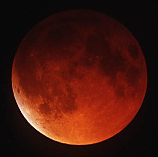 blood moon tonight ottawa - photo #5