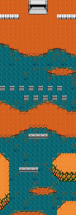 Bionic Comando NES-Map-Combat-2