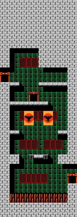 Bionic Comando NES-Map-Area8-6