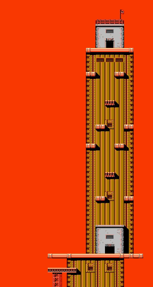 Bionic Comando NES-Map-Area5-3