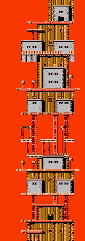Bionic Comando NES-Map-Area5-2