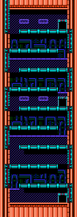 Bionic Comando NES-Map-Area12-2