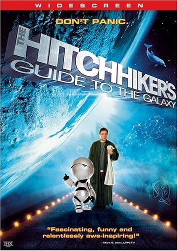 a review of the book the ultimate hitchhikers guide Critic reviews for the hitchhiker's guide to the galaxy  the problem is not that  the film debases the book but that movies themselves are too.