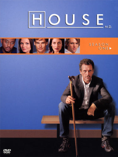 House season 1 DVD