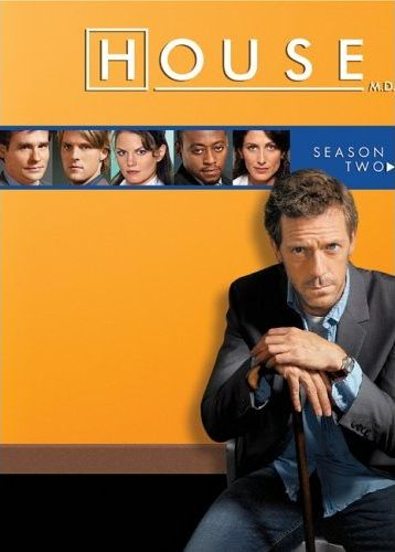 House MD season 2 DVD