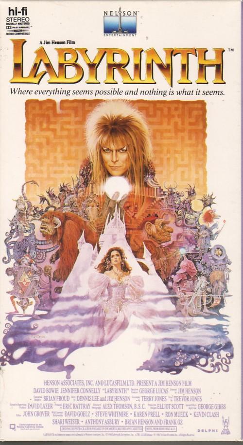 Labyrinth Labyrinth 1986