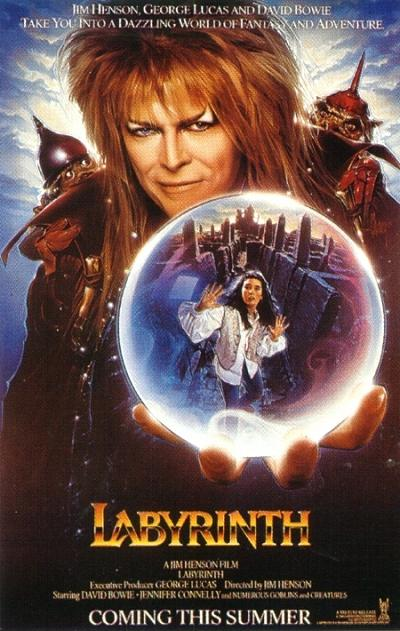 david bowie jareth 1986 movie labyrinth labyrinth