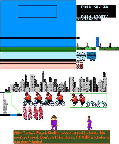 File:Mike Tyson's Punch-Out!! - NES - Sprites - Training.png