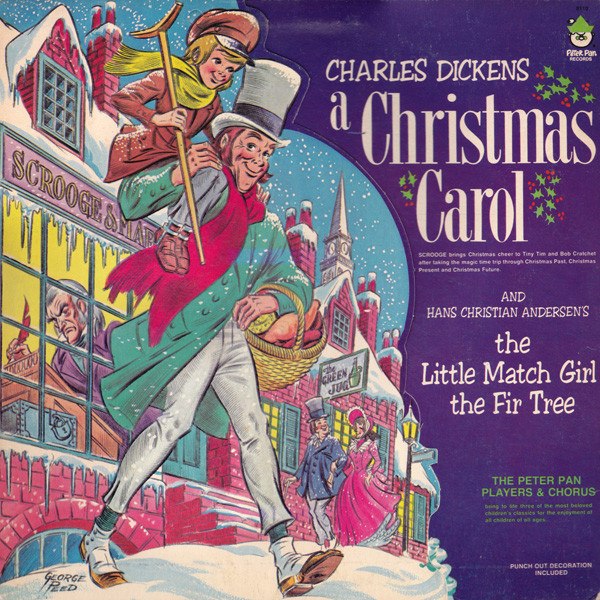 File:Charles Dickens - A Christmas Carol - Record - Front.jpg