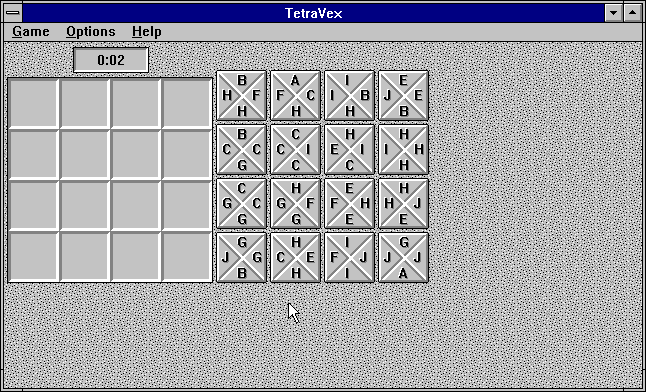 File:TetraVex - WIN3 - Screenshot - 4x4 Letters.png