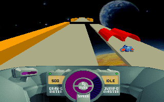 File:SkyRoads - DOS - Screenshot - Playing.png