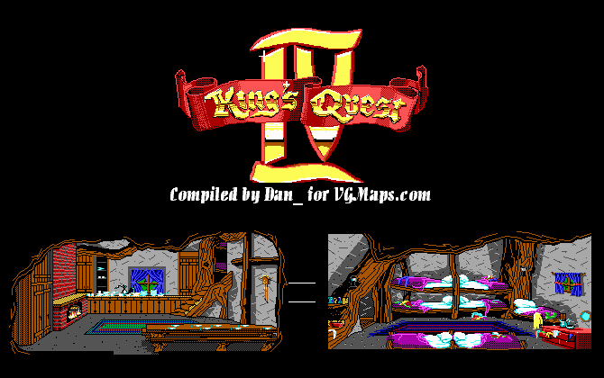 File:King's Quest IV - DOS - Map - Dwarfs' House.png