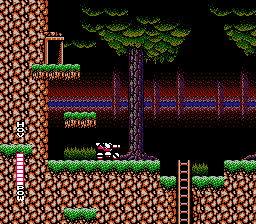 File:Blaster Master - NES - Screenshot - Area 1 - Underground Forest.png