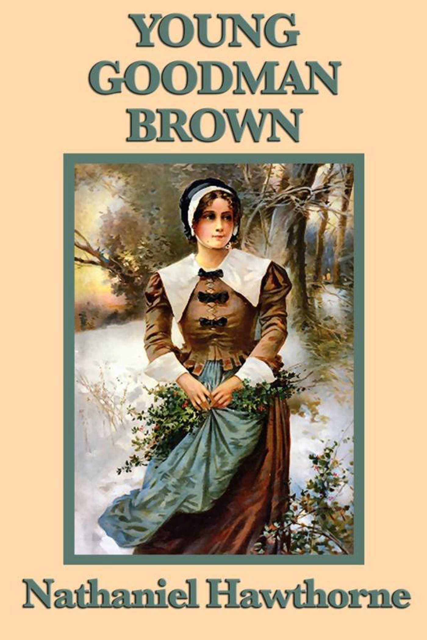 youn goodman brown Start studying young goodman brown learn vocabulary, terms and more with flashcards, games young goodman brown identify the speaker of the quote:  'my father never went into the woods on.