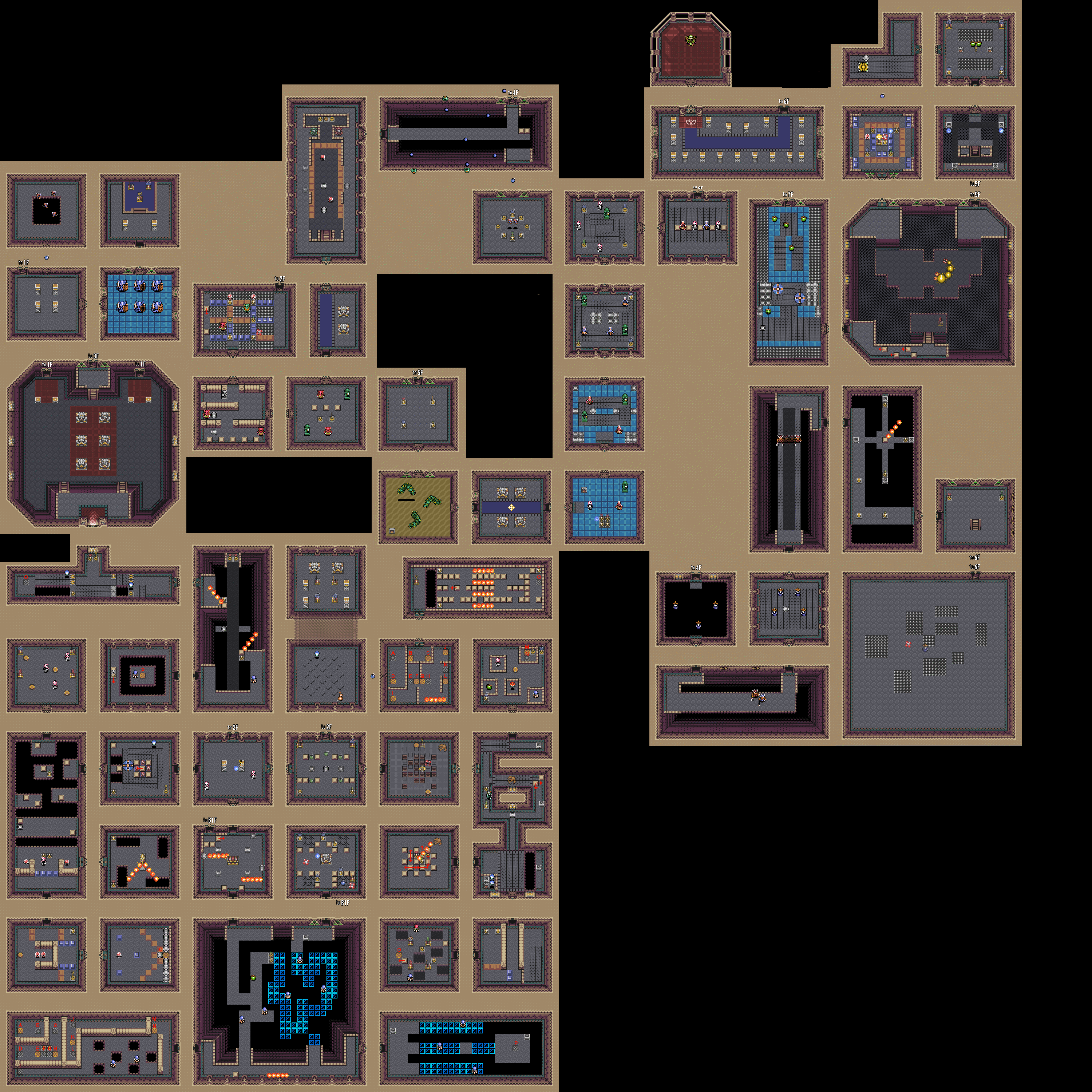 File Legend Of Zelda The Link To The Past A Snes Map