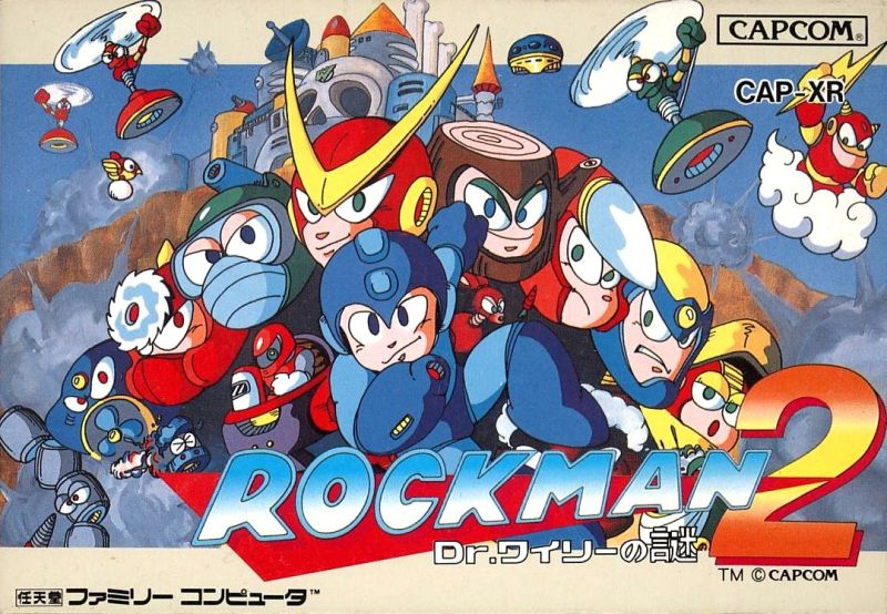 File:Mega Man II - FC - Japan.jpg