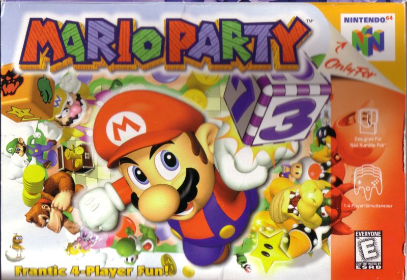 File:Mario Party - N64 - USA.jpg
