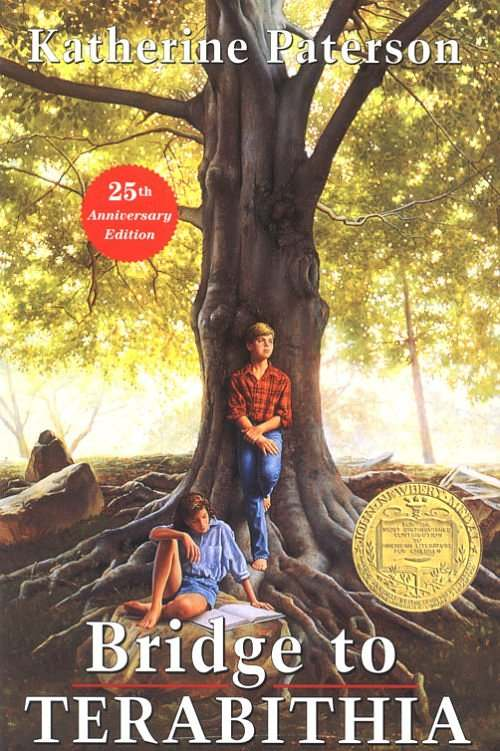 katherine pattersons bridge to terabithia essay Bridge to terabithia by katherine paterson dedication: i wrote this book for my son david lord paterson but after he read it he asked me to put lisa's name on for david paterson and lisa hill banzai one - jesse oliver aarons, jr ba-room, ba-room, ba-room, baripity, baripity, baripity, baripity.