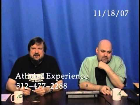 File:Atheist Experience, The - 2007-11-18 - Denis Loubet and Matt Dillahunty.jpg