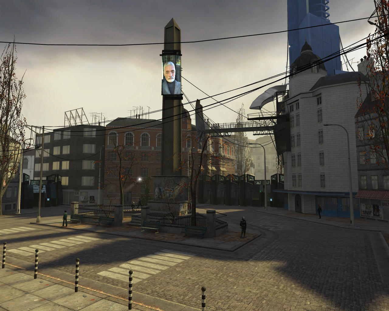 Themes you want to see for Half life 2 architecture