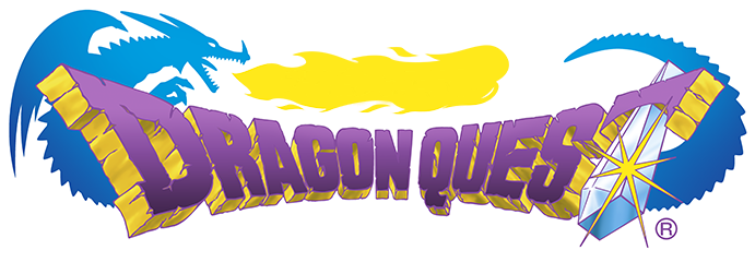 File:Dragon Quest - Logo.png