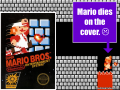 Super Mario Bros. - Mario Dies On the Cover.png