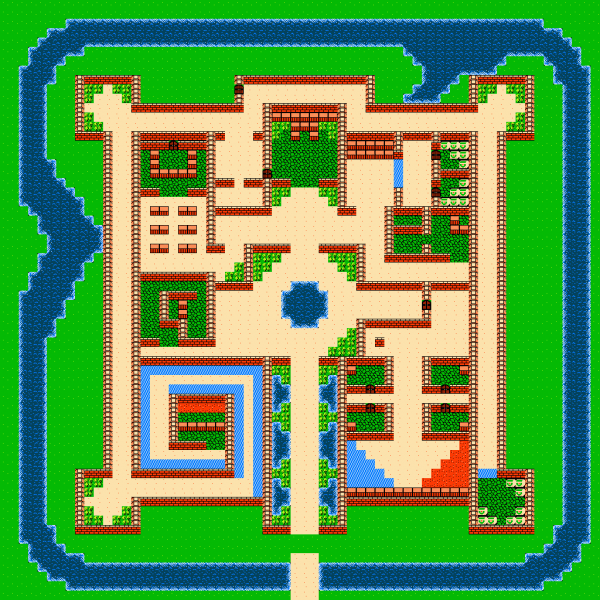 File:Ultima - Exodus - NES - Map - Lord British's Castle.png