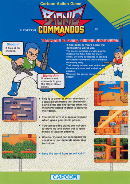 File:Bionic Commando - ARC - Flyer - USA - Back.jpg
