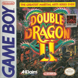 Double Dragon Ii Game Boy Thealmightyguru