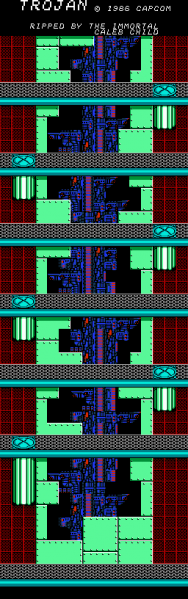 File:Trojan - NES - Map - Stage 5-1.png