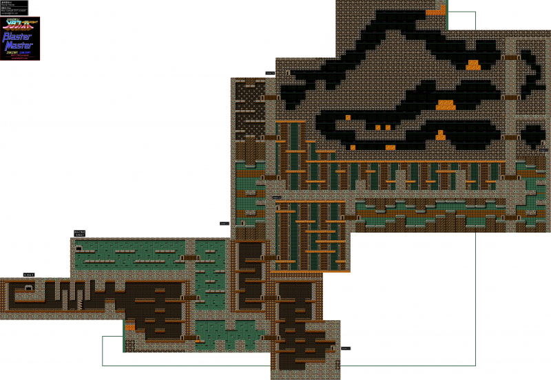 File:Blaster Master - NES - Map - Area 3.png