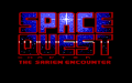 Computer Christmas, A - Screenshot - PCjr - Space Quest.png