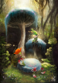 Legend of Zelda, The - Minish Cap, The - GBA - Fan Art - Enigmasystem.png