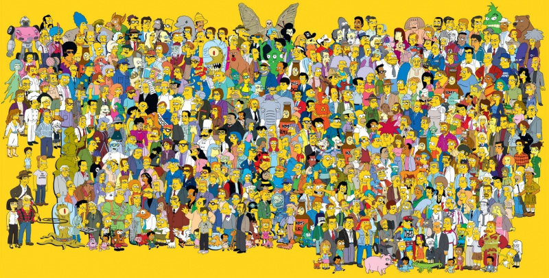 File:Simpsons - Characters Poster - Extended.jpg