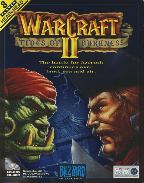 File:Warcraft II - Tides of Darkness - DOS - USA.jpg