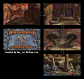 King's Quest V - DOS - Map - Mordack's Island.png