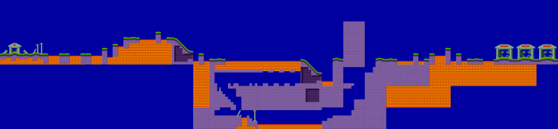 File:Sonic the Hedgehog - GEN - Maps - Marble Zone - Act 1.png