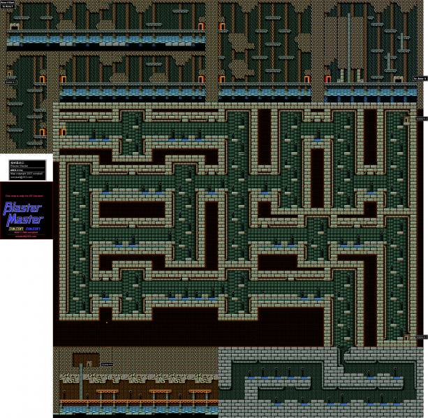 File:Blaster Master - NES - Map - Area 4.png