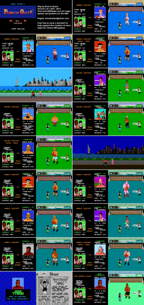 File:Mike Tyson's Punch-Out!! - NES - Sprites - Backgrounds.png