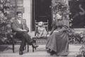Beatrix Potter - 1898 - With Brother Bertram and family dog.jpg