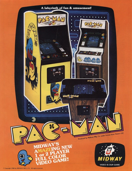 File:Pac-Man - ARC - Ad.jpg