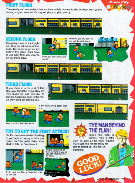 File:River City Ransom - NES - Nintendo Power, Page 47.jpg