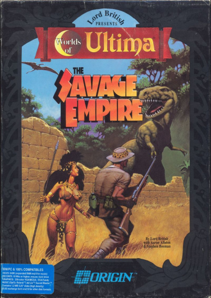 File:Ultima - Savage Empire - DOS - USA.jpg
