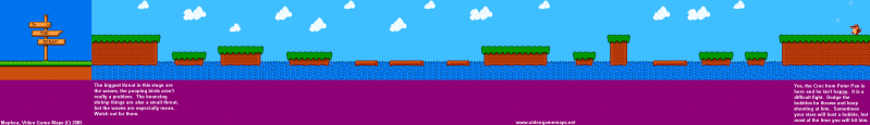 File:Mickey Mousecapade - NES - USA - 2 - The Ocean.png