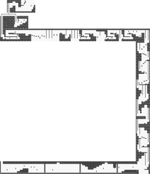 File:Castlevania - Adventure, The - GB - Map - Stage 3.png
