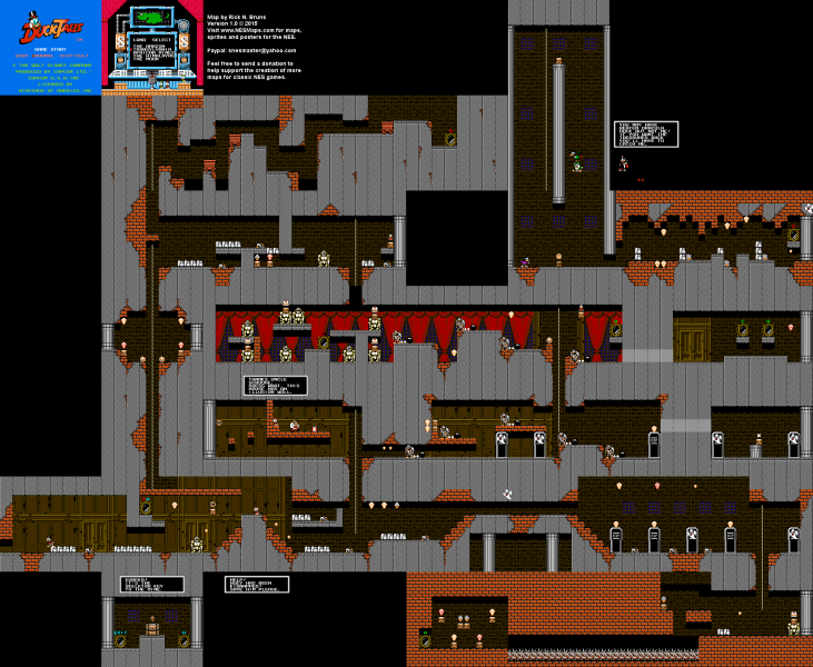File:DuckTales - NES - Map - Transylavnia.png